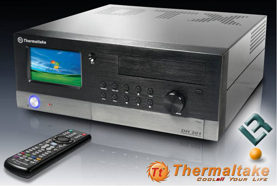 Thermaltake VH5001BNS Home Theater Media PC