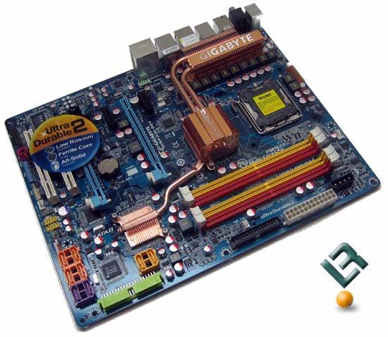 Gigabyte GA-X38-DQ6 Motherboard Review