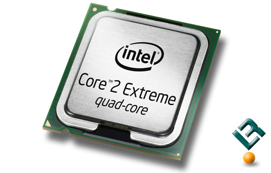 Intel Core 2 Extreme Processor QX9650
