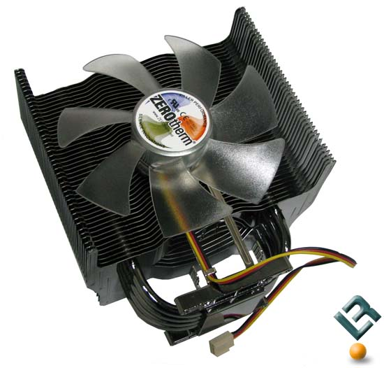 ZEROtherm NV120 Nirvana CPU Heat Sink Review