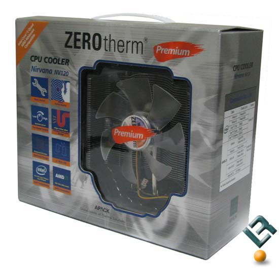 ZEROtherm NV120 Box