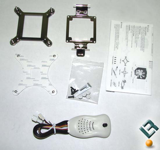 ZEROtherm NV120 Accessories