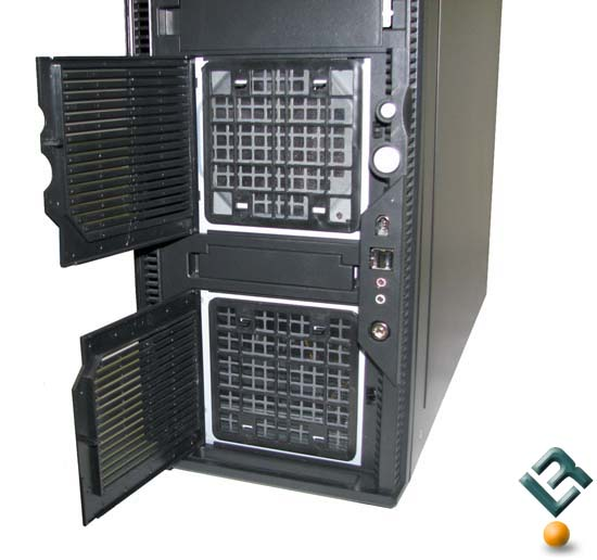 Antec P190 Front Vent Covers