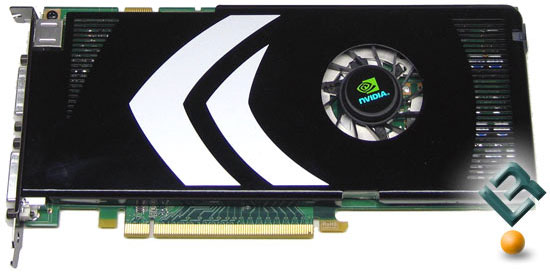 GeForce 8800 GT 256MB Video Card