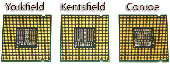 Intel QX9770 Kentsfield Processor