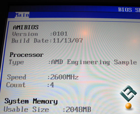 AMD Overclocking on an Phenom 9900 Processor