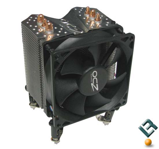 OCZ Vendetta CPU Cooler Review