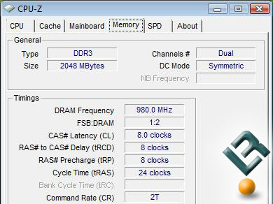 Crucial 1600MHz DDR3 Overclocking