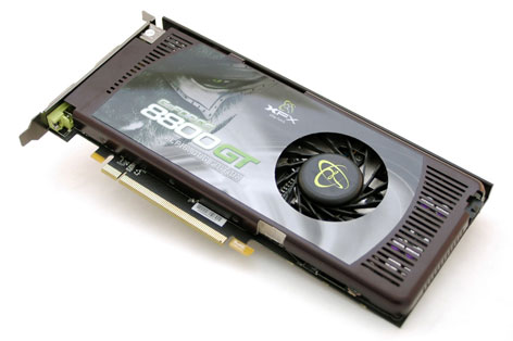 XFX GeForce 8800 GT 512MB Alpha Dog Video Card