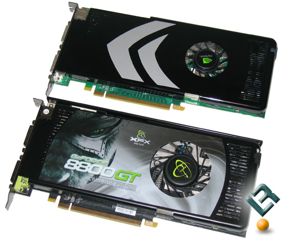 XFX GeForce 8800 GT Alpha Dog Video Card