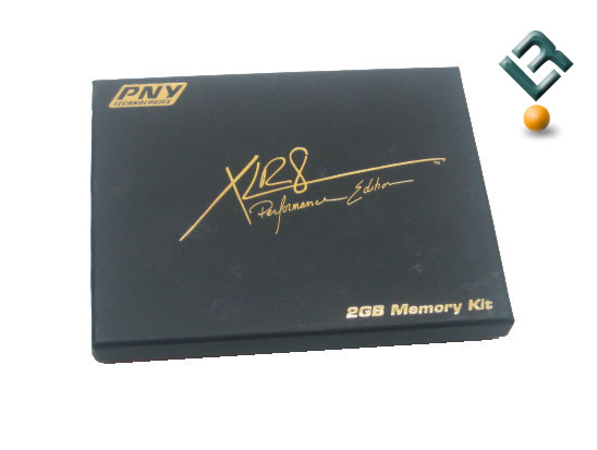 pny xlr8 pc2 9384 memory review