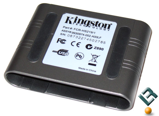 Kingston USB 2.0 Hi-Speed 19-in-1 Reader