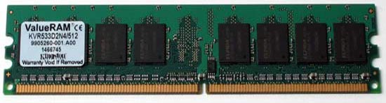 June 2004 DDR2 Pricing Update