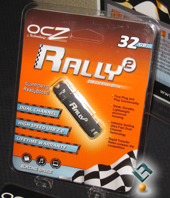 OCZ Rally2 USB Flash drive