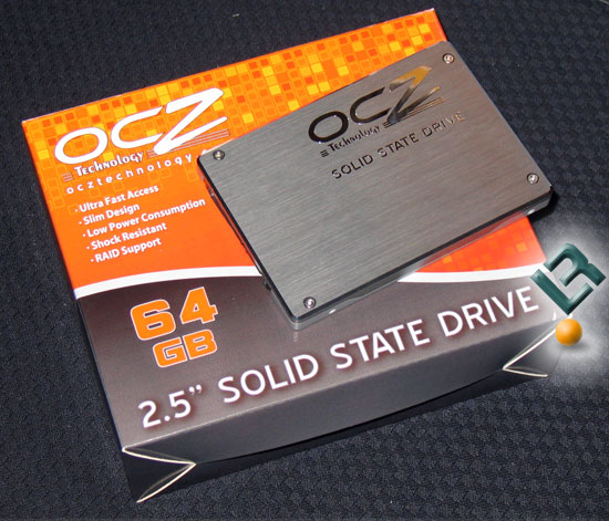 OCZ high-capacity SATA Solid State Drives