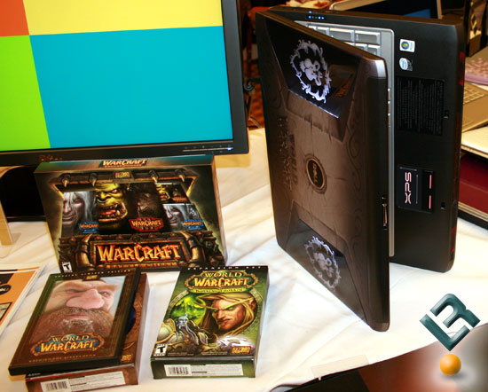 Dell XPS M1730 World of Warcraft edition gaming notebook