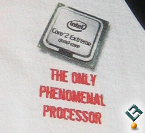CES 2008: Intel – The Only Phenomenal Processor