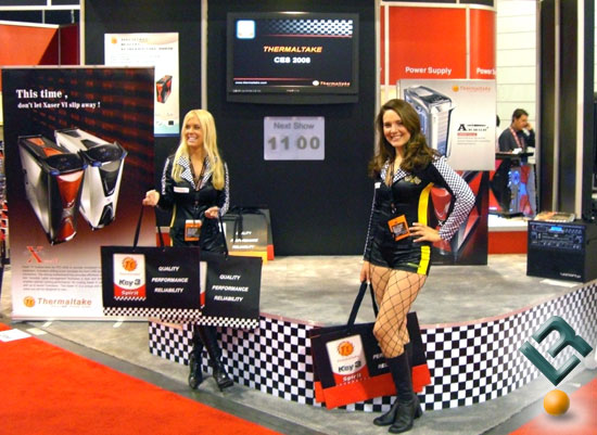 Thermaltake Booth Babes