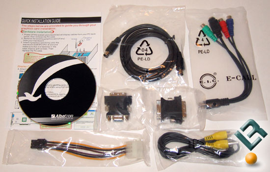 Albatron GeForce 8800 GTS Video Card - 8800GTS-512X