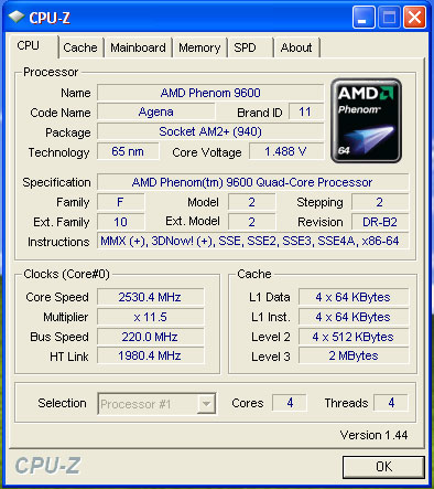 Phenom Black Edition Overclocking