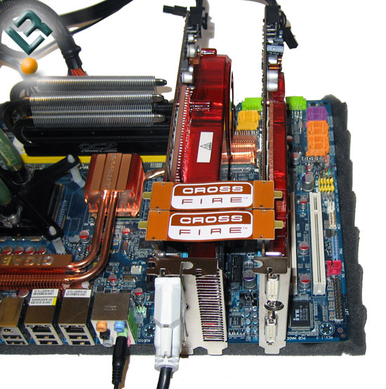 ATI Radeon HD 3870 and Radeon HD 3850 in Mixed CrossFire