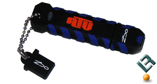 OCZ 32GB ATV Flash Drive