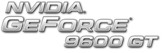 GeForce 9600 GT Logo