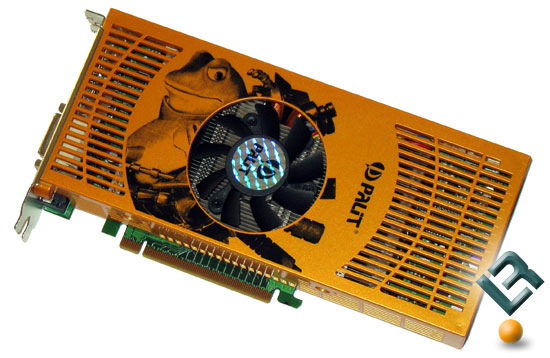 Palit GeForce 9600 GT 512MB Video Card