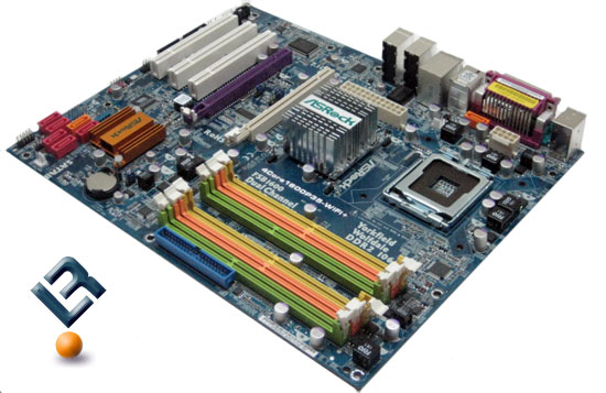 asrock 4core1600p35 review