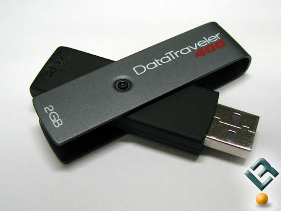 Kingston DataTravler 400 2GB