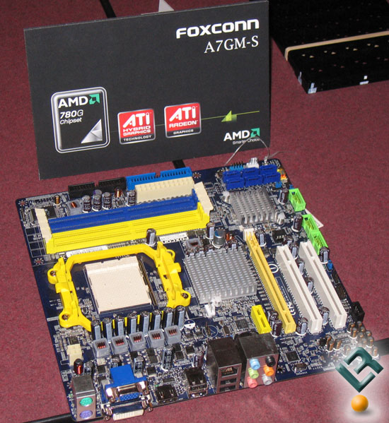 Foxconn A7GM-S Motherboard
