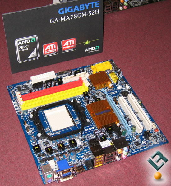 ASUS M3A/H HDMI Motherboard