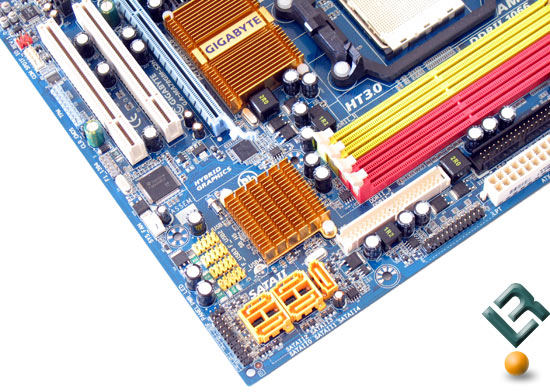 Gigabyte GA-MA78GM-S2H motherboard South Bridge Chipset