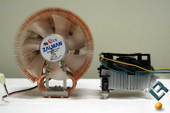 Cooler Round UP - Zalman CNPS9700LED