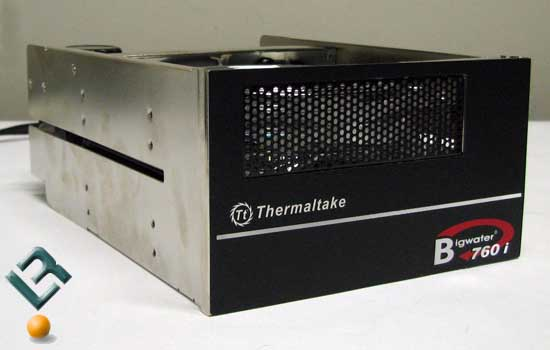 Thermaltake Bigwater 760i Water Cooler Review