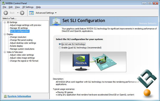 XFX GeForce 9800 GX2 Quad SLI Versus ATI CrossFireX - Legit