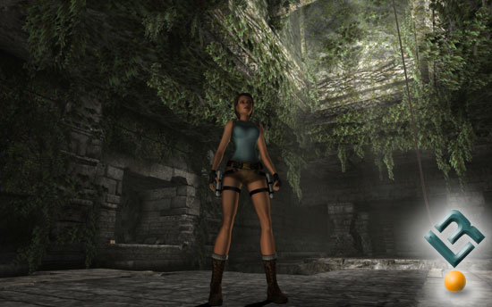 Tomb Raider: Anniversary Benchmarking