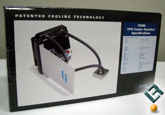 CoolIT Systems PURE CPU Cooler