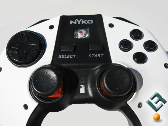 Nyko Zero from top