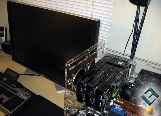 Two Months Ago When We First Looked At 3 Way SLI With A Set Of GeForce 8800 GTX Graphics Cards It Was Tough To Draw Conclusion As The 9800 GX2 And