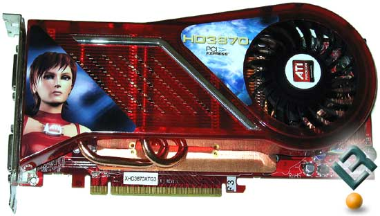Diamond HD 3870 1G