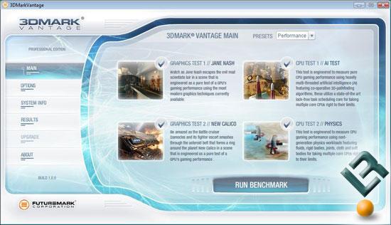 Aplikasi Benchmark 3DMark Vantage
