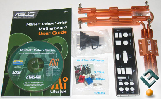 ASUS M3N-HT Bundle