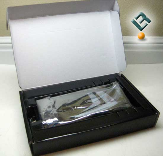 Albatron 9600GT-512x Graphics Card Packaging