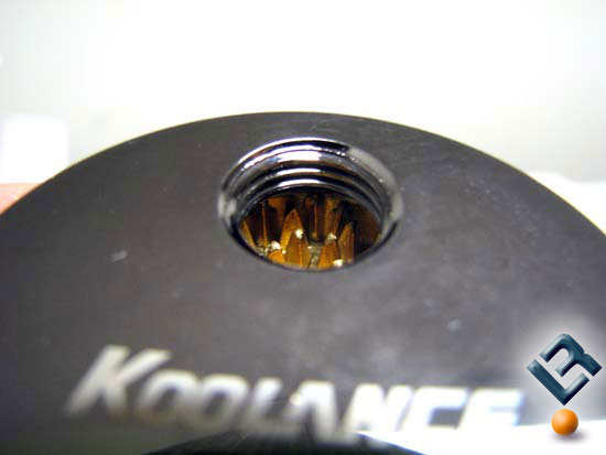 Inside the Koolance CPU-330