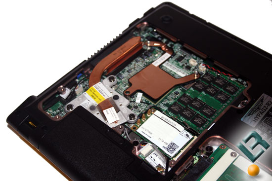 Hypersonic AG2 Notebook Bottom