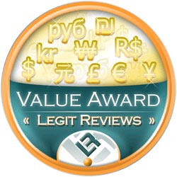 The Legit Reviews Value Award
