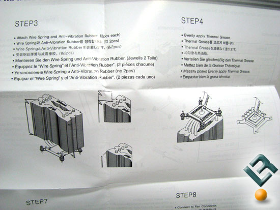 ZEROtherm FZ120 Zen instructions