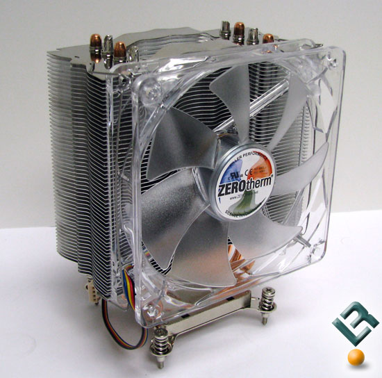 ZEROtherm Zen FZ120 CPU Cooler – Performance For Just $39