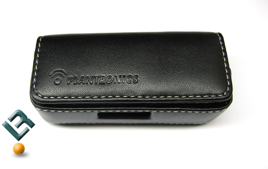 Plantronics Discovery 925 Bluetooth Earpiece Stored in Case